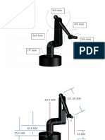 Robotic Arm Specifications