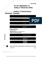 2.IEEE Guide for the Application of Neutral Part II-Grounding of Synchronous Generator Systems