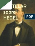 Castelar sobre Hegel