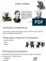 Rizal Humanism