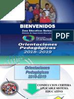 Presentacion Orientaciones Pedagogicas Lisbeth Arregladas