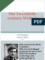 20th Century Writers