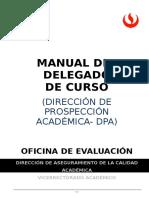 Manual de un delegado