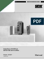 Manual Dfd11b Pt