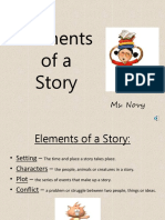 Elements of a Story Powerpoint.ppt