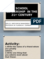 SCHOOL LEADERSHIP IN THE 21ST CENTURY.pptx