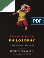 Taking bak Philosophy