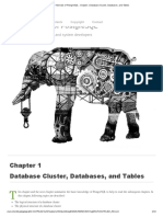 The Internals of PostgreSQL _ Chapter 1 Database Cluster, Databases, And Tables