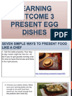 Seven Simple Ways to Present Food Like a Chef