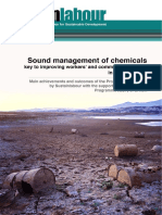 Sound management of chemicals