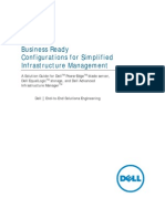Dell BRC for Simplified Infrastructure Management