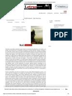 _Las Solidaridades Misteriosas_, De Pascal Quignard _ Revista de Letras