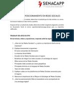 MODULO v- Posicionamiento Redes Sociales