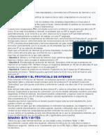 IP PROTOCOL Castellano