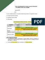 Configuracion Coordenadas Planas Colombia Para Garmin