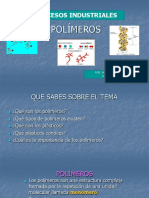 POLIMEROS. Oficial Pptx
