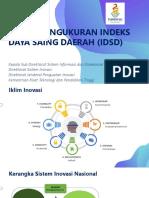 Model Indeks Daya Saing Daerah - Indonesia