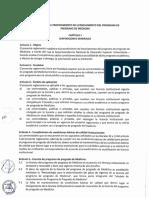 Resolucion Consejo Directivo 164 2018 Proyecto de Reglamento Del Procedimiento de Licenciamiento de Medicina