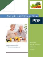 Nutrição e Dietética do Idoso