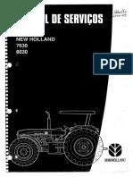 manual de serviço new holand