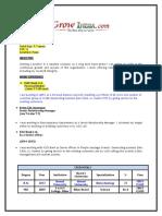 Indusind Bank - RM-Select - Pune - Rameshwar Kumar.doc