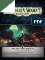 FAQ Arkham 1.4