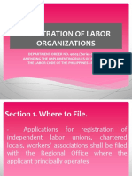 Organization Labor