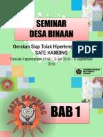 Bismillah Seminar