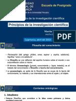 1. Principios Básicos Para La Investigación