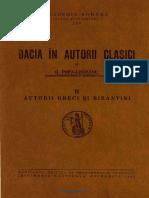 Dacia Autori Clasici