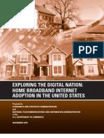 ESA NTIA US Broadband Adoption Report 11082010