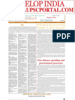 Develop India ONLINE Year 2, Vol. 1, Issue - 84th, March 14-21, 2010(2)