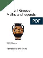 Visit Greece Myths KS2