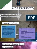 Linea de Producto