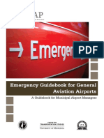 Emergency Guidebook for Aviation
