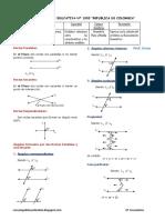 Teoria y Problemas de Rectas Paralelas Cortadas Por Una Secante G4-Ccesa007