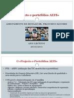 ePortefólios AE DR. FRANCISCO SANCHES