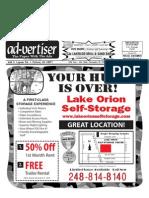 Ad-Vertiser November 10, 2010