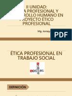 Retroalimentacion Etica Profesional