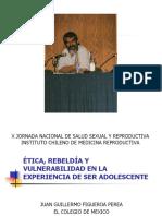Etica Rebeldia Vulnerabil Ser Adolesc