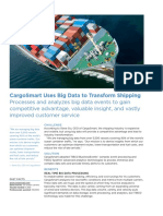 Big Data in Maritime App