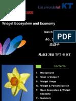 Widget Ecosystem & Economy