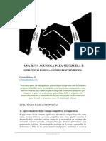Ruta Acuícola Para Venezuela II
