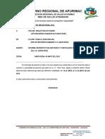 Informe Descriptivo Mayo