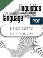 Linguistic Dictionary