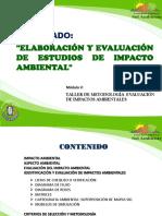 ELABORACION Y EVALUACION DE ESTUDIOS DE IMPACTO AMBIENTAL.pdf