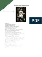 Prière à Saint Yves Pour Que Justice Soit Faite