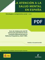 La atencion a la salud mental En España_Toledo_2005.pdf