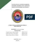 Informe Tablero