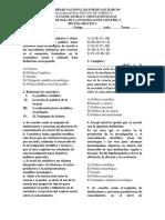 Cuestionario Política Científica y Tecnológica PRÁCTICA 10 Corregido